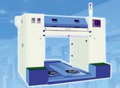 输出ф600×1200的TMFD81(ф600)型高速并条机是天门纺机2013年研发的大卷装机型。